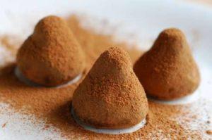 შოკოლადის ტრიუფელი